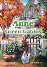 Collins Big Cat - Anne of Green Gables:  Diamond/Band 17