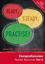 Keen Kite Books: Year 6 Comprehension Teacher Resources