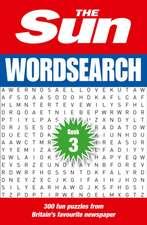Sun Wordsearch Book 3