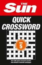 Sun Quick Crossword Book 5