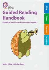 Guided Reading Handbook Blue to Turquoise