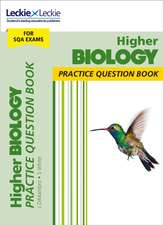 Higher Biology Practice Question Book