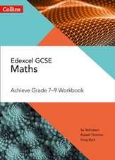 Edexcel GCSE Maths Achieve Grade 7-9 Workbook