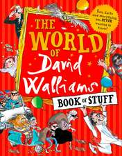 The World of David Walliams Books of Stuff