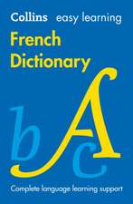 Easy Learning French Dictionary