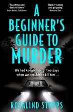 Beginner's Guide to Murder