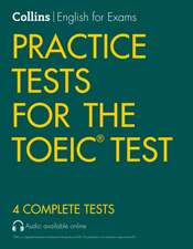 Practice Tests for the TOEIC Test