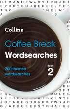 Coffee Break Wordsearches book 2