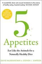 5 Appetites