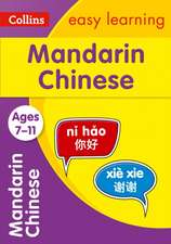 Easy Learning Mandarin Age 7-11