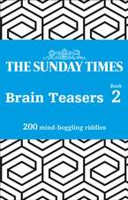 Sunday Times Brain Teasers Book 2