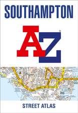 Southampton A-Z Street Atlas