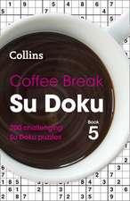 Coffee Break Su Doku Book 5
