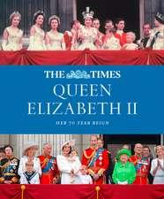 Times Queen Elizabeth II