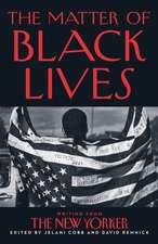 Matter of Black Lives
