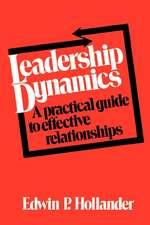 Leadership Dynamics