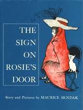 The Sign on Rosie's Door