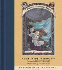 Series of Unfortunate Events #3: The Wide Window CD