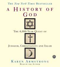The History of God CD: The 4,000 Year Quest
