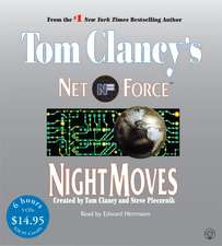 Tom Clancy's Net Force #3: Night Moves Low Price CD