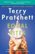 Equal Rites: A Discworld Novel