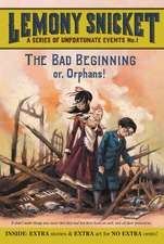 A Series of Unfortunate Events #1: The Bad Beginning
