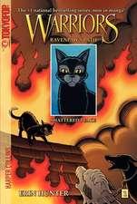 Shattered Peace: Warriors Manga: Ravenpaw's Path vol 1