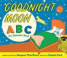 Goodnight Moon ABC Board Book: An Alphabet Book