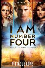 I Am Number Four Movie Tie-in Edition