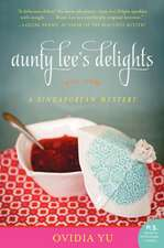 Aunty Lee's Delights: A Singaporean Mystery