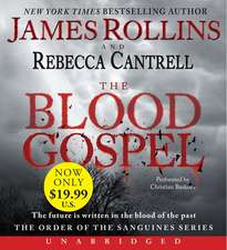 The Blood Gospel Low Price CD: The Order of the Sanguines Series