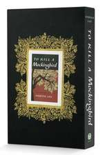 To Kill a Mockingbird slipcased edition