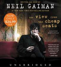 The View from the Cheap Seats Low Price CD: Selected Nonfiction