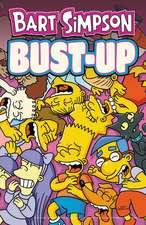 Bart Simpson Bust-up