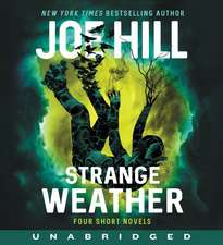 Strange Weather CD: Four Short Novels