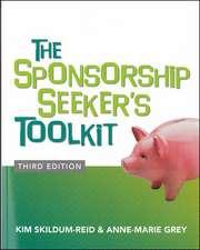 Sponsorship Seeker's Toolkit