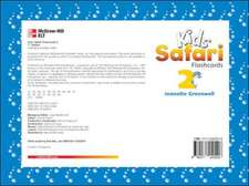 KIDS' SAFARI FLASHCARDS 2
