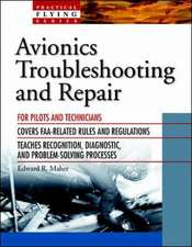 Avionics Troubleshooting and Repair