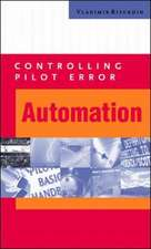 AUTOMATION (TAKE THE TERROR OUT OF PILOT ERROR)