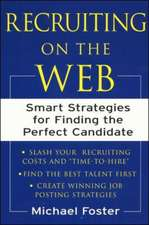 Recruiting on the Web