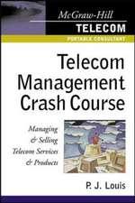 Telecom Management Crash Course