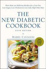 The New Diabetic Cookbook, Fifth Edition