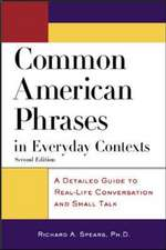 Common American Phrases in Everyday Contexts