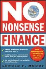 No-Nonsense Finance