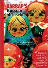 Harrap's Russian Phrasebook [With Foldout Map]