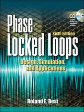 Phase Locked Loops 6/e
