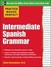 Practice Makes Perfect: Intermediate Spanish Grammar