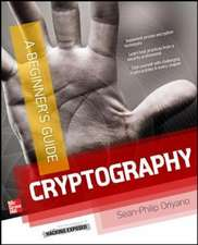 Cryptography InfoSec Pro Guide