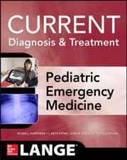 Current Diagnosis and Treatment Pediatric Emergency Medicine: Lange