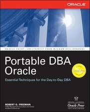 Portable DBA Oracle